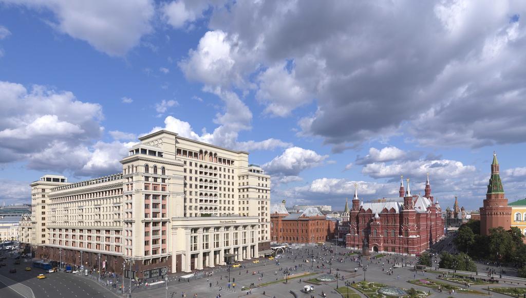 Bisnis Hotel Dan Resor Mewah di Rusia I